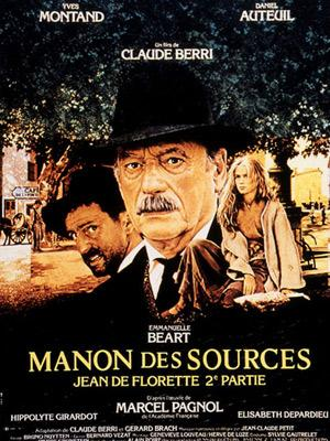 Manon des Sources (1986) de Claude Berri
