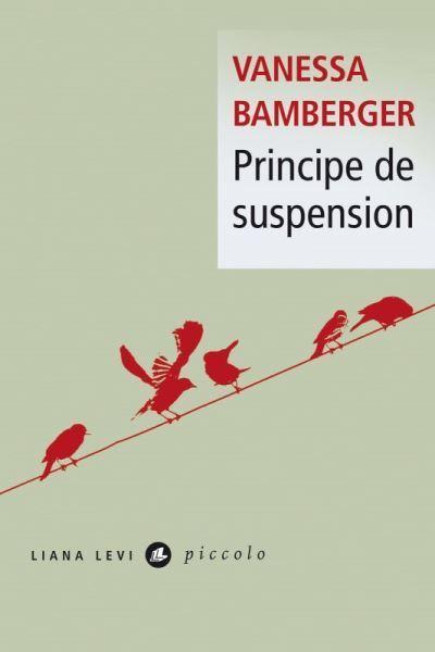 L'été en poche (44): Principe de suspension
