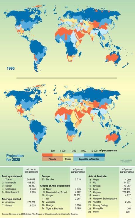 L'épuisement des ressources naturelles, état des lieux (prendre soin de notre mère… euh de notre Terre)