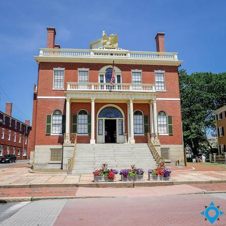 custom house Salem