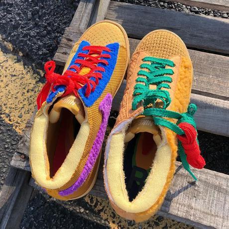 Le Cactus Plant Flea Market x Nike by You SPONGE Blazer Pack dévoile son potentiel