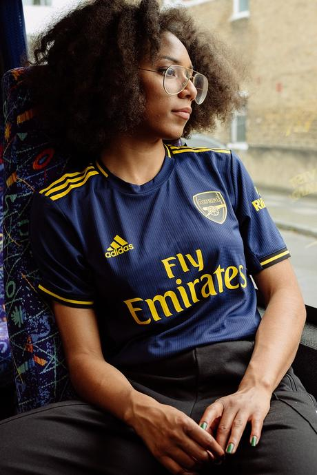 Arsenal Third maillot plastiques recyclés date prix