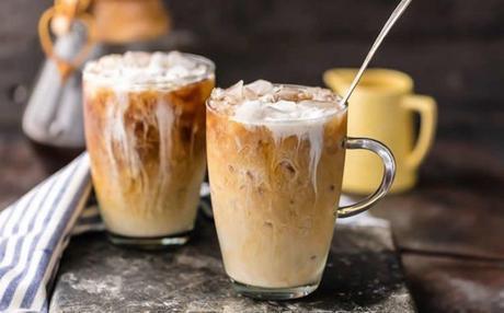 café frappé au thermomix