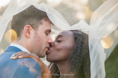 Romantic outdoor wedding /  Mariage au Domaine de Combe Ramond