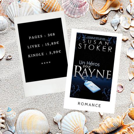 Delta Force Heroes #1 – Un héros pour Rayne » Susan Stoker