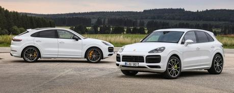 Porsche Cayenne Turbo S E-Hybrid: branché
