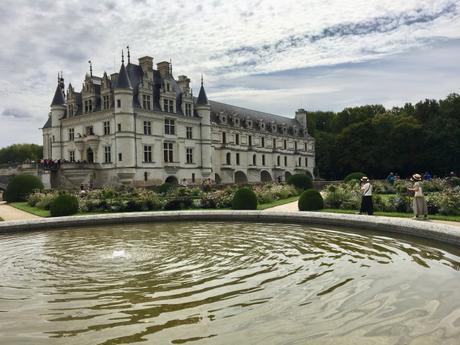 La visite vinaigre: Chenonceau