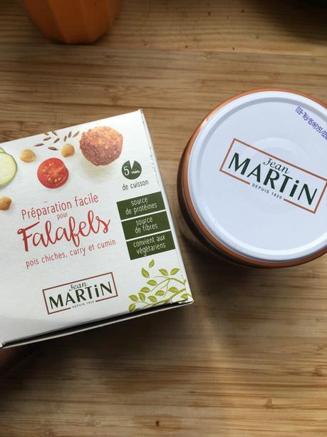 ÉTÉ : Cuisinons les FALAFELS de JEAN MARTIN