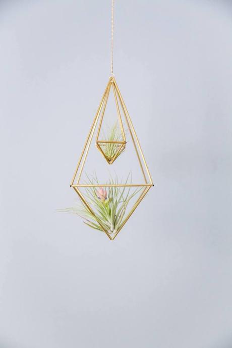 himmeli diy inspiration plante décoration végétale design scandinave - blog déco - clem around the corner