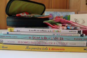 Sélection livres école