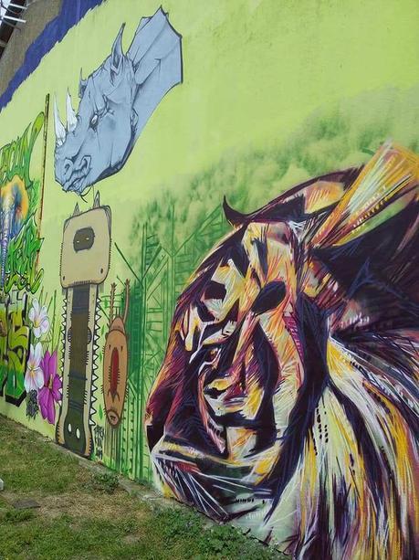 Jam graffiti à Abbeville #4