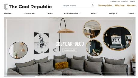 Décoration : on a envie de tout acheter chez The Cool Republic