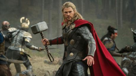 Le Marvel: 2:2: Thor: The Dark World (Ciné)