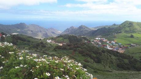 Les monts Anaga