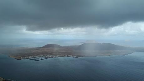 Isla Graciosa depuis le Mirador del Rio - Lanzarote