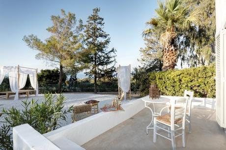 Villa Zoé, deux anciennes maisons crétoises transformées en mini-hôtel