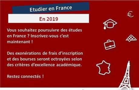 Bourses Gratuites En France Pour Étudiants  2019/2020
