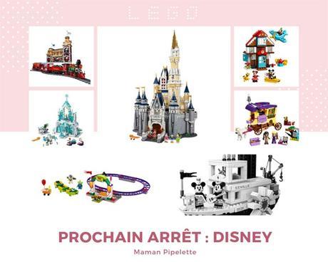 Lego et Disney