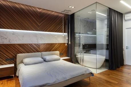 Interior Motel Jadi Makin Menarik Dan Berkelas Dengan Pengaplikasian Tempered Glass