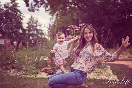 séance photo bébé famille nature Versailles