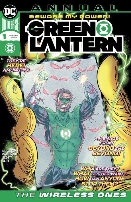 The Green Lantern Annual #1