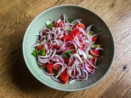 Salade florentine – Panzanella toscane