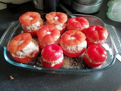 Les tomates farcies : la recette magique