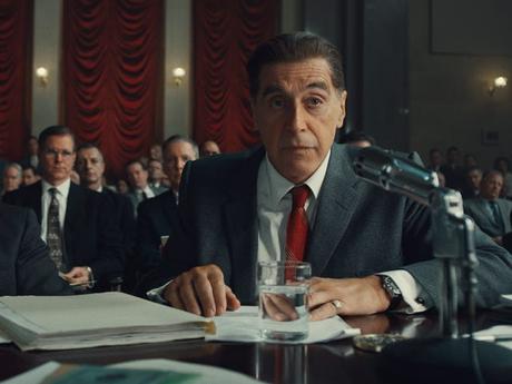 Nouvelle image officielle pour The Irishman de Martin Scorsese