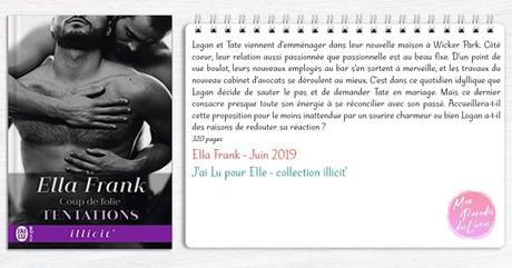 Tentations #5 – Coup de folie – Ella Frank