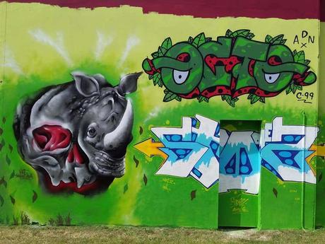 Jam graffiti à Abbeville #5