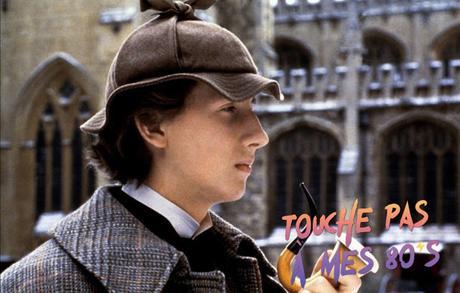 [TOUCHE PAS À MES 80ϟs] : #55. Young Sherlock Holmes