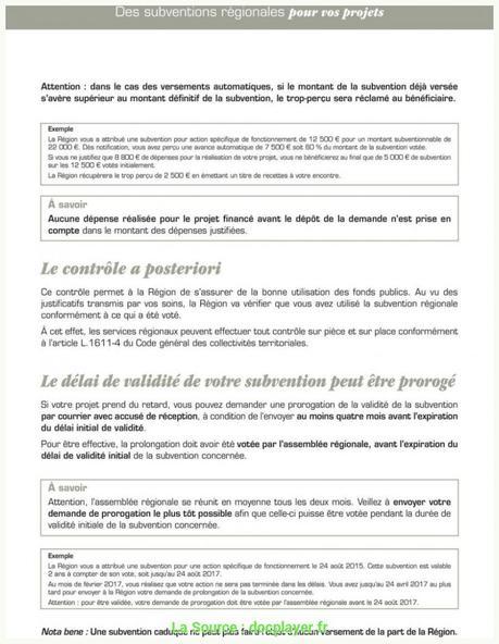 Nouveau Modèle Lettre Demande De Prorogation Subvention Demande De ...