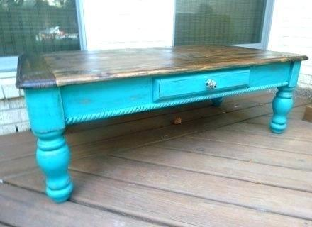 blue distressed coffee table blue distressed coffee table coffee tables surprising distressed coffee table high light blue distressed coffee table
