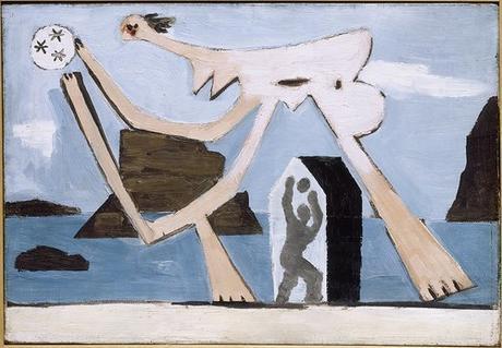 La plage 34 -Pablo Picasso