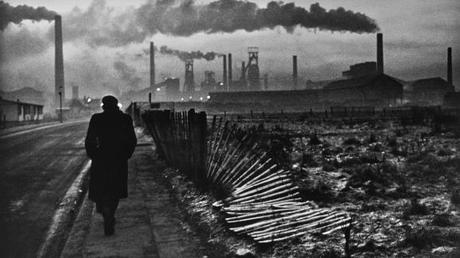 Don McCullin, Early Morning, West Hartlepool, County Durham, 1963