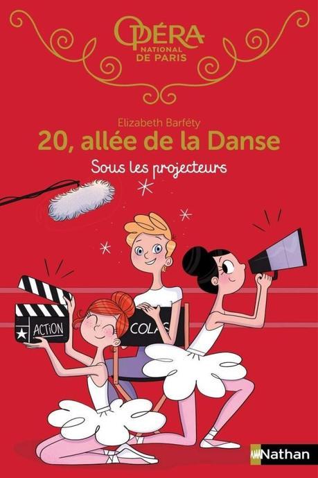 20, allée de la danse – Sous les projecteurs de Elizabeth Barféty