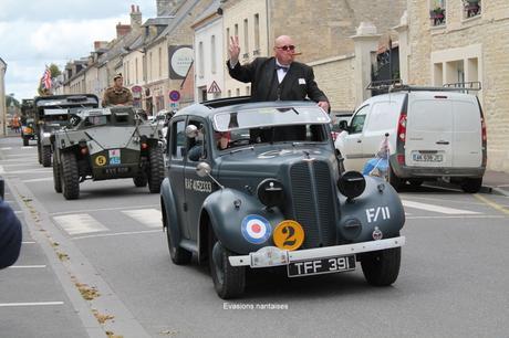 Sur les traces du Débarquement en Normandie (acte 2)