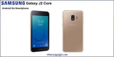 Harga Samsung Galaxy J2 Core November 2018 Dan Spesifikasi