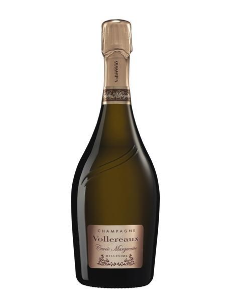Champagne Vollereaux : Lancement millésime Marguerite 2011