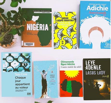 Recommandations de Livres pour le #Défi Afrique