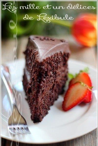 ~Le meilleur-meilleur gâteau au chocolat~