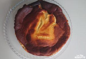 Tarte au fromage aérienne {Recette Alsacienne – Käsekuchen}