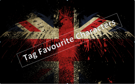 Tag Favourite Characters – Temptation accomplished!