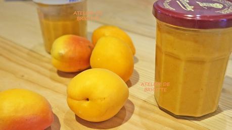 Curd Abricots
