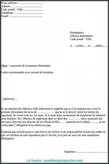 Excellent Exemple Lettre Demission En Main Propre Modele Lettre ...