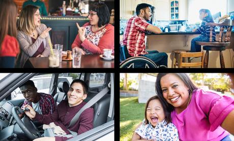 Focus sur le handicap avec la « Disability collection » de Getty Images