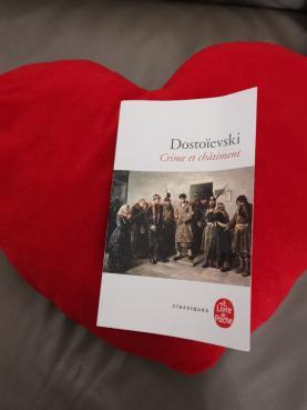 Les Classiques de Priscilla – Crime et Châtiment de Fédor Dostoïevski