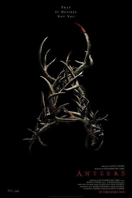 Premier trailer pour Antlers de Scott Cooper