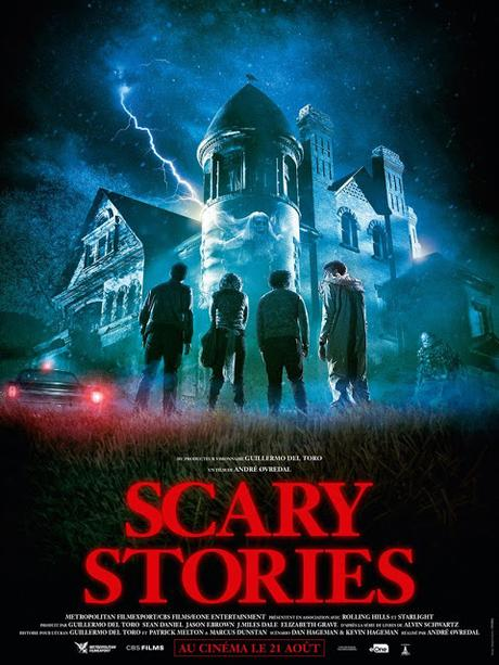 [CRITIQUE] : Scary Stories