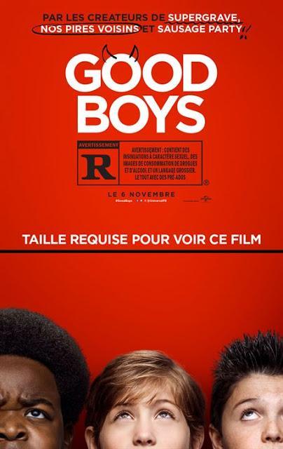 [CRITIQUE] : Good Boys